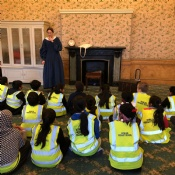 Year 5 Trip to Kensington Palace
